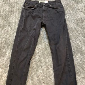 Levi's Jeans - Levi's grey jeans , used , decent condition